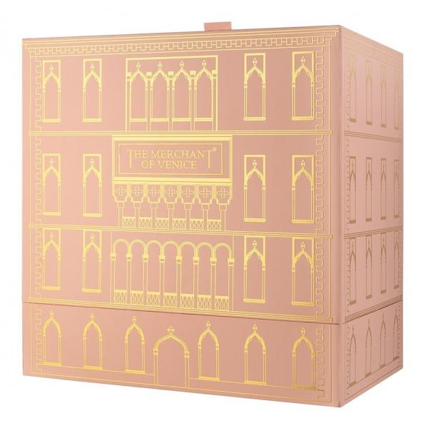 The Merchant of Venice - Rosa Moceniga - Gift Box - Murano Collection - Luxury Venetian Fragrance - 100 ml