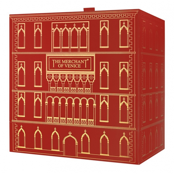 The Merchant of Venice - Red Potion - Gift Box - Murano Collection - Luxury Venetian Fragrance - 100 ml