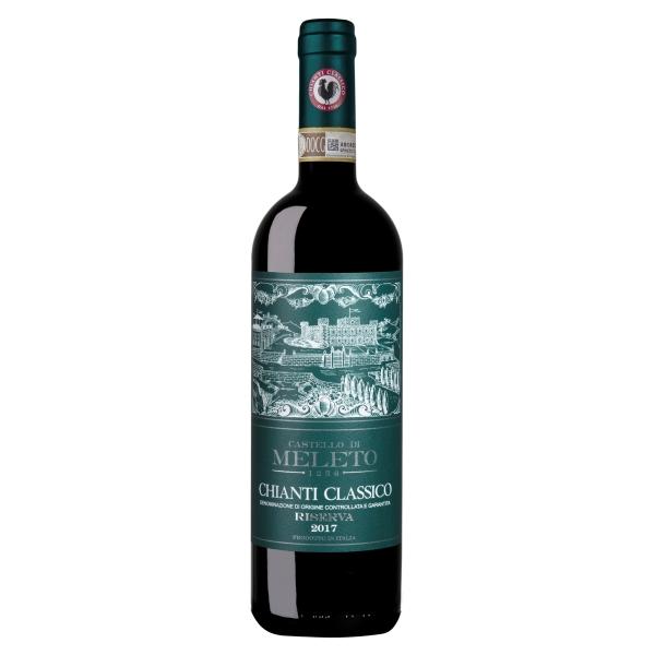 Castello di Meleto - Meleto Chianti Classico Riserva D.O.C.G. - Toscana - Vino Rosso