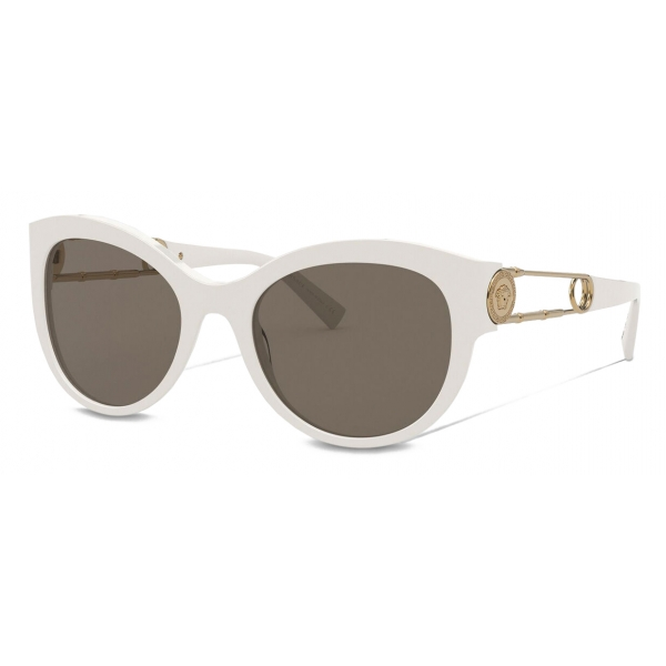 Versace - Sunglasses Safety Pin - White - Sunglasses - Versace Eyewear