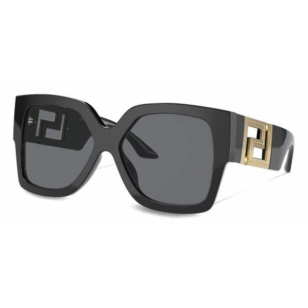 Versace - Sunglasses Greca - Black - Sunglasses - Versace Eyewear