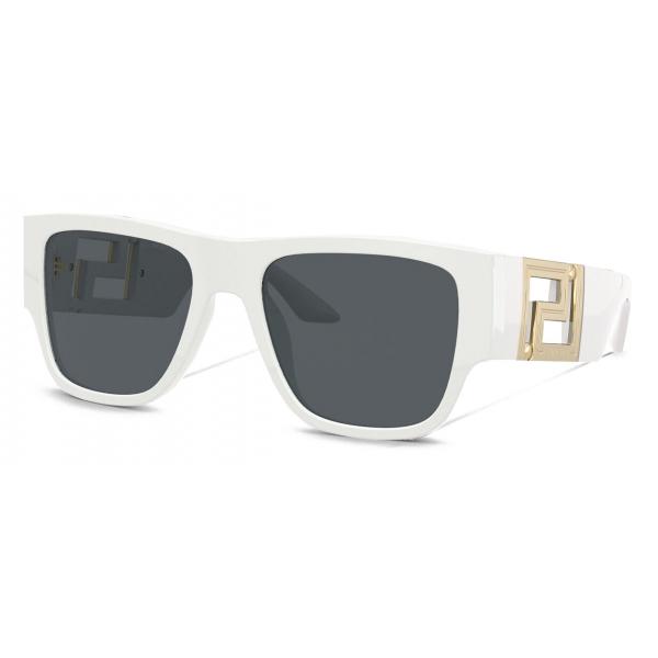 Versace - Occhiale da Sole Greca - Bianco - Occhiali da Sole - Versace Eyewear