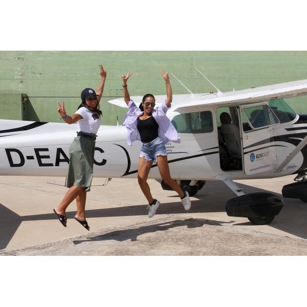 Volare in Salento - Exclusive Ionic Side - Cessna - Volo Panoramico Esclusivo - Salento - Puglia