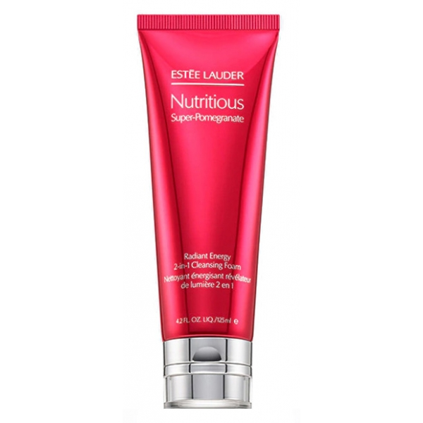 Estée Lauder - Nutritious Super-Pomegranate Radiant Energy 2-in-1 Cleansing Foam - Luxury