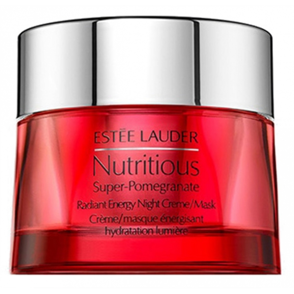 Estée Lauder - Nutritious Super-Pomegranate Radiant Energy Night Creme/Mask - Luxury