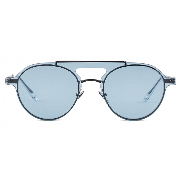 Giorgio Armani - Eyeglasses with Sunglasses Clip-On - Black - Sunglasses - Giorgio Armani Eyewear