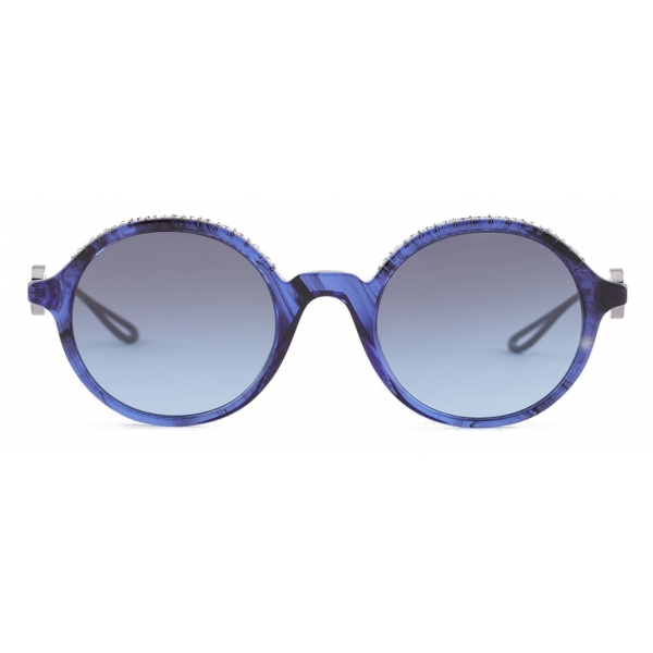 Giorgio Armani - Catwalk Woman Sunglasses - Blue - Sunglasses - Giorgio Armani Eyewear