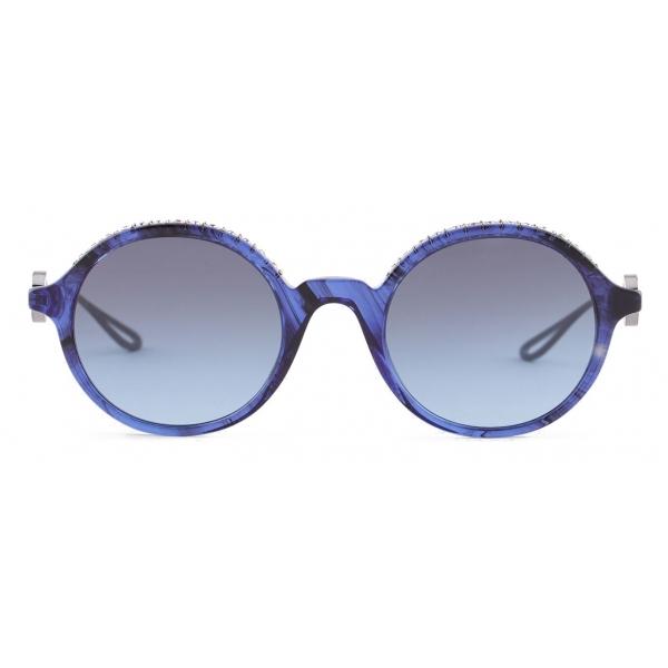 Giorgio Armani - Occhiali da Sole Donna Catwalk - Blu - Occhiali da Sole - Giorgio Armani Eyewear