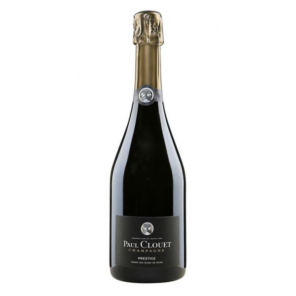 Champagne Paul Clouet - Prestige Grand Cru Blanc De Noirs Champagne - Pinot Noir - Luxury Limited Edition - 750 ml
