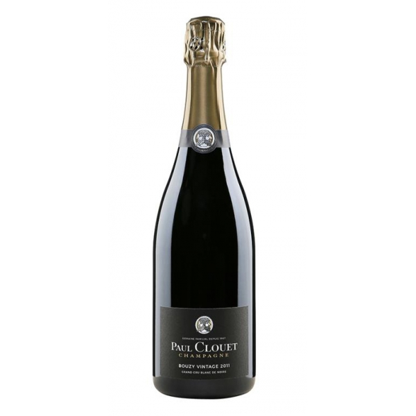 Champagne Paul Clouet - Bouzy Vintage Grand Cru Blanc De Noirs - 2011 - Pinot Noir - Luxury Limited Edition - 750 ml