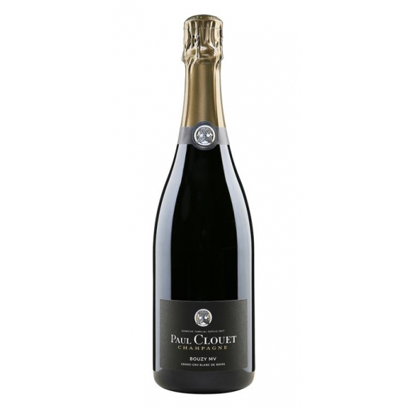 Champagne Paul Clouet - Bouzy MV Grand Cru Blanc De Noirs - Pinot Noir - Luxury Limited Edition - 750 ml