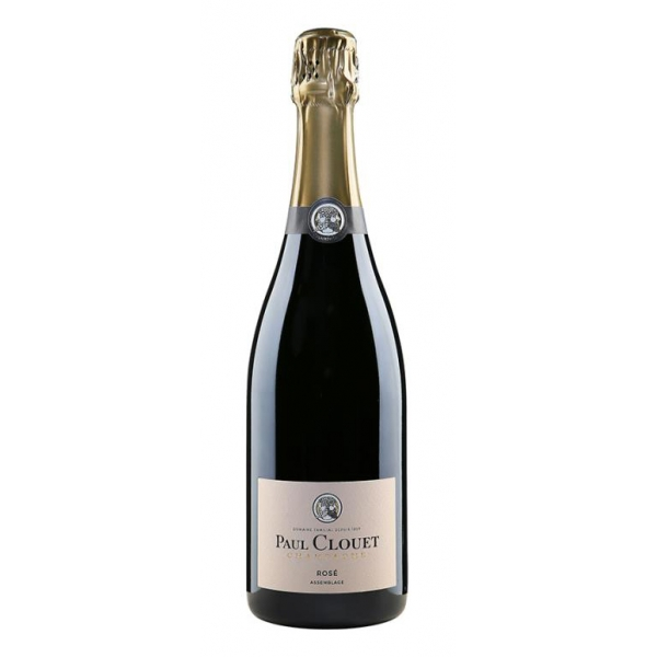 Champagne Paul Clouet - Rosé Assemblage Champagne - Pinot Noir - Luxury Limited Edition - 750 ml