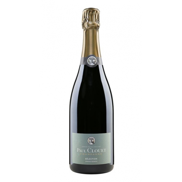 Champagne Paul Clouet - Selection Grande Réserve - Pinot Noir - Luxury Limited Edition - 750 ml