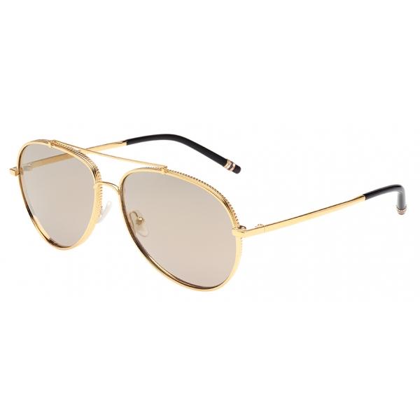 Boucheron - Grosgrain Sunglasses - Exclusive Collection - Boucheron Eyewear