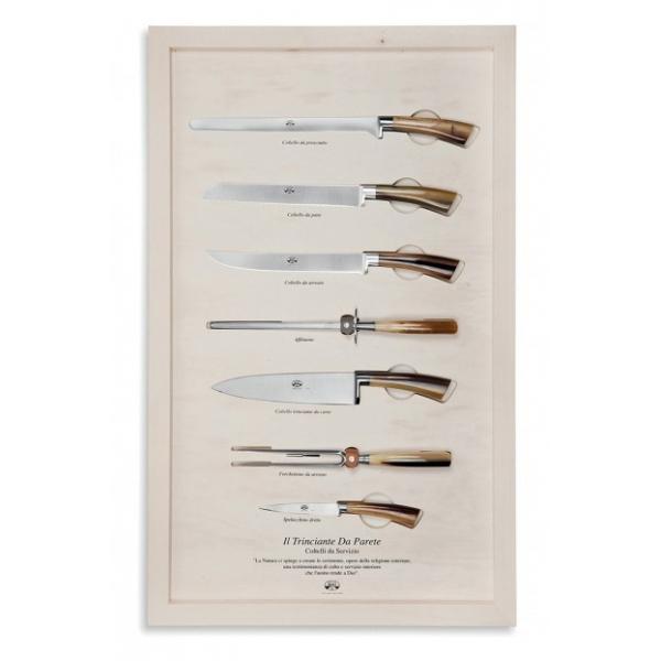Coltellerie Berti - 1895 - Il Trinciante Da Parete Servizio - N. 2738 - Coltelli Esclusivi Artigianali - Handmade in Italy