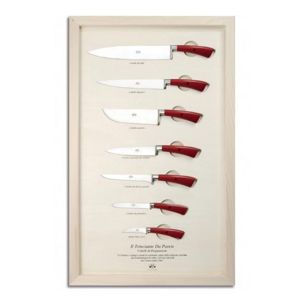 Coltellerie Berti - 1895 - Il Trinciante da Parete Preparazione - N. 2637 - Coltelli Esclusivi Artigianali - Handmade in Italy