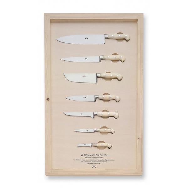 Coltellerie Berti - 1895 - Il Trinciante da Parete Preparazione - N. 937 - Coltelli Esclusivi Artigianali - Handmade in Italy