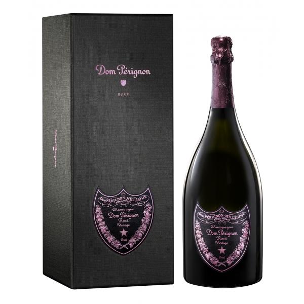 Dom Pérignon - Rosé - Magnum - Coffret Box - Champagne - Pinot Noir - Chardonnay - Luxury Limited Edition - 1,5 l