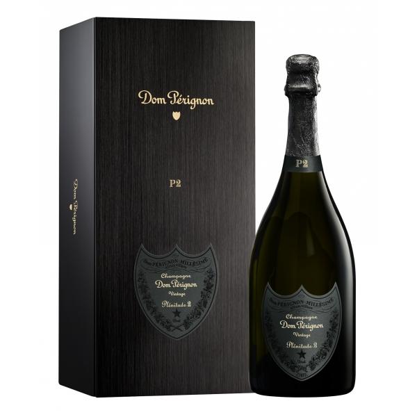 Dom Pérignon - 2002 - Plénitude 2 - P2 - Coffret Box - Champagne - Pinot Noir - Chardonnay - Luxury Limited Edition - 750 ml