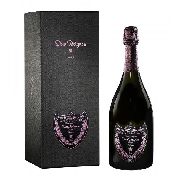 Dom Pérignon - Rosé - Coffret Box - Champagne - Pinot Noir - Chardonnay - Luxury Limited Edition - 750 ml