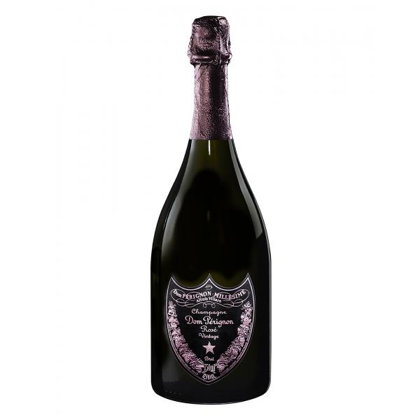 Dom Pérignon - Rosé - Champagne - Pinot Noir - Chardonnay - Luxury Limited Edition - 750 ml