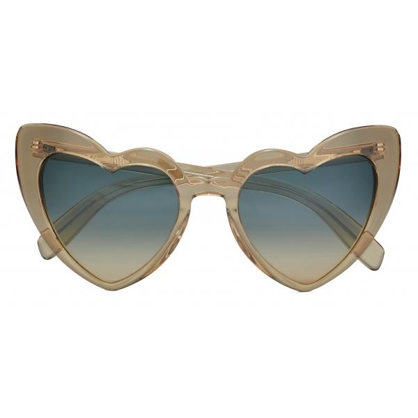 Yves Saint Laurent - New Wave SL 181 Loulou Sunglasses - Beige - Sunglasses - Saint Laurent Eyewear