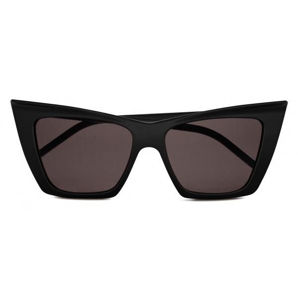 Yves Saint Laurent - Occhiali da Sole SL 372 - Nero - Saint Laurent Eyewear