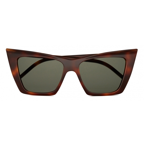 Yves Saint Laurent - Occhiali da Sole SL 372 - Nero - Saint Laurent Eyewear