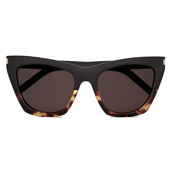 Yves Saint Laurent - SL 372 Sunglasses - Medium Havana - Sunglasses - Saint Laurent Eyewear