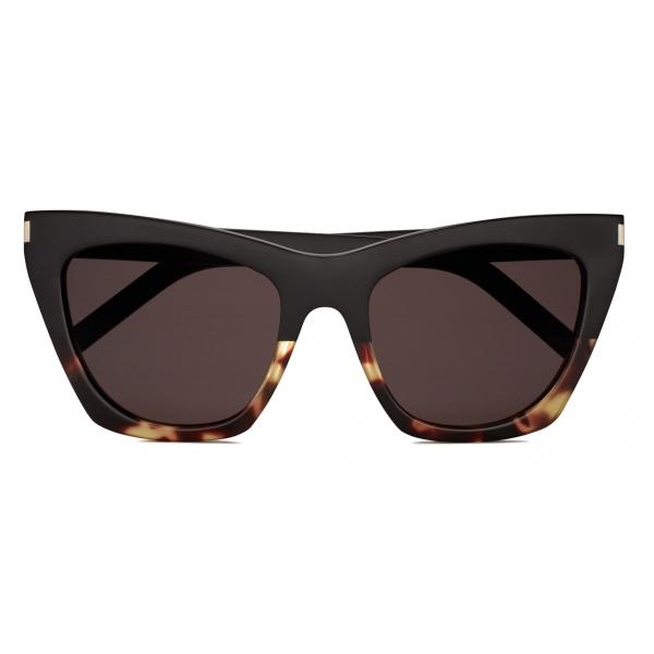 Yves Saint Laurent - Occhiali da Sole SL 372 - Havana Medio - Saint Laurent Eyewear