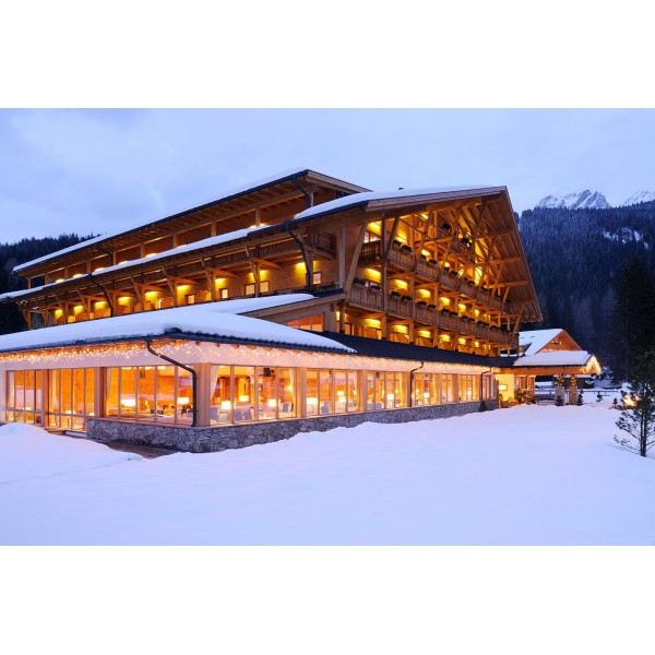 Sport & Kurhotel Bad Moos - Dolomites Spa Resort - Health & Wellness - 4 Days 3 Nights
