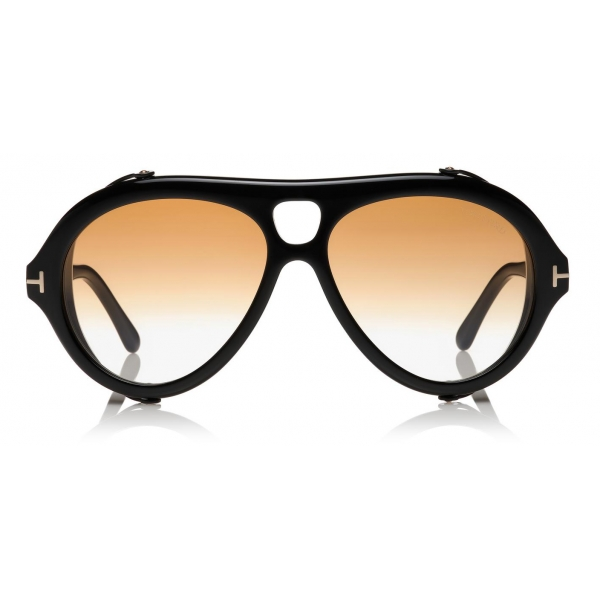 Tom Ford - Nickie Sunglasses - Butterfly Sunglasses - Rose Gold - FT0842 - Sunglasses - Tom Ford Eyewear
