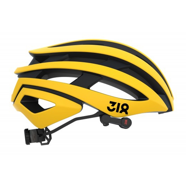 Osbe Italy - Light 318 + IBTHFC - Wireless Bluetooth - Yellow - Bicycle Helmet - High Quality - Made in Italy