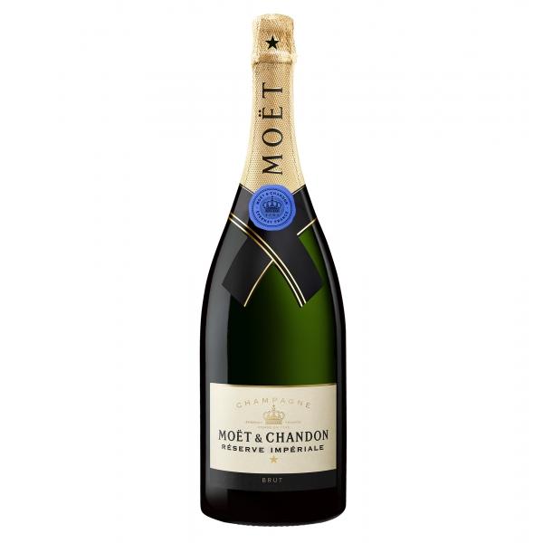 Moët & Chandon Champagne - Réserve Impériale - Magnum - Pinot Noir - Luxury Limited Edition - 1,5 l