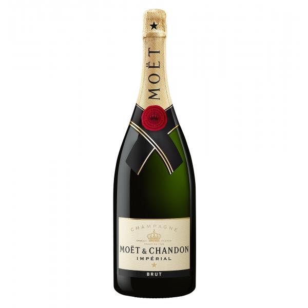 Moët & Chandon Champagne - Moët Impérial - Brut - Magnum - Pinot Noir - Luxury Limited Edition - 1,5 l