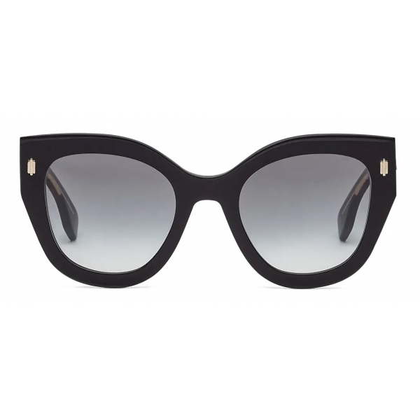 Fendi - Fendi Roma - Cat-Eye Sunglasses - Havana - Sunglasses - Fendi Eyewear