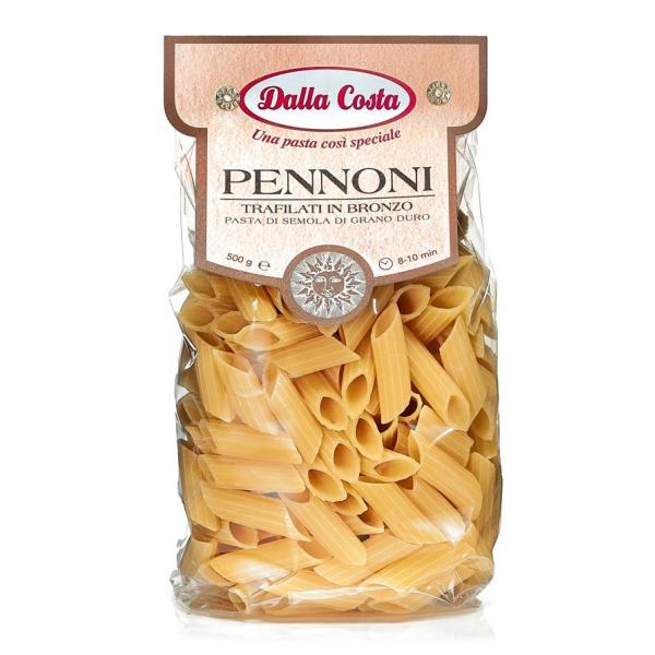 Dalla Costa - Pennoni - Semola di Grano Duro - Pasta Artigianale Italiana