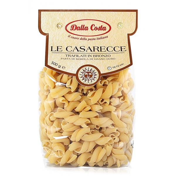 Dalla Costa - Caserecce - Durum Wheat Semolina - Italian Artisan Pasta