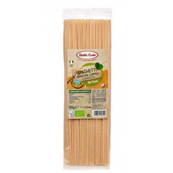 Dalla Costa - Spaghetti Bio - Senatore Cappelli - Pasta Artigianale Italiana