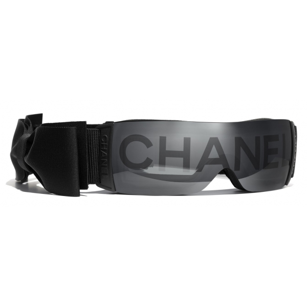 Chanel - Square Sunglasses - White Gray - Chanel Eyewear
