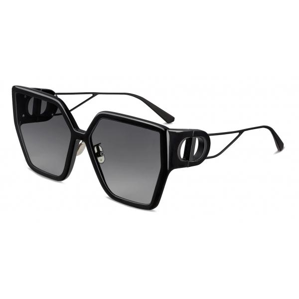 Dior - Occhiali da Sole - 30Montaigne BU - Nero Blu - Dior Eyewear