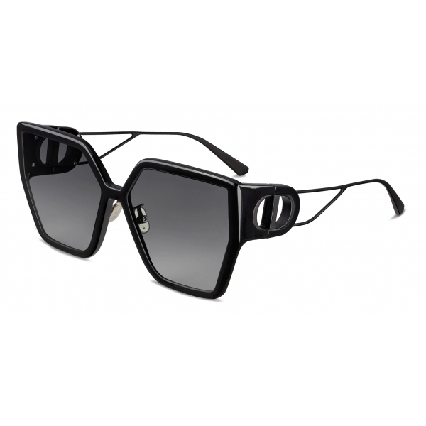 Dior - Sunglasses - 30Montaigne BU - Black Blue - Dior Eyewear