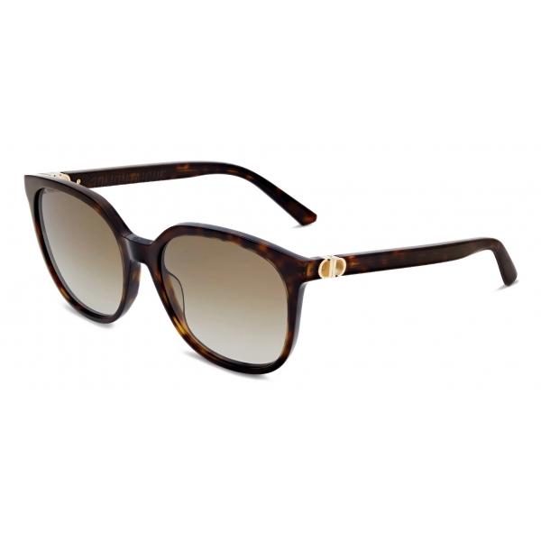 Dior - Sunglasses - 30MontaigneMini SI - Black Gray - Dior Eyewear