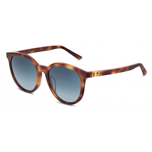 Dior - Sunglasses - 30MontaigneMini R2F - Black Gray - Dior Eyewear