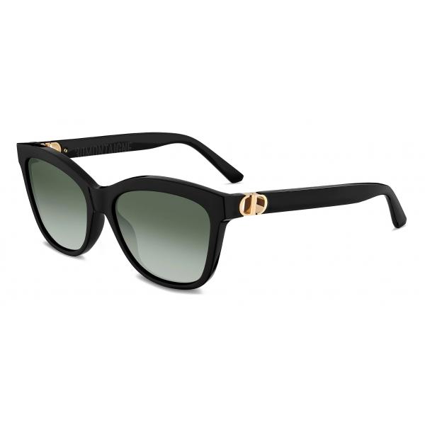 Dior - Sunglasses - 30MontaigneMini RI - Black Gray - Dior Eyewear