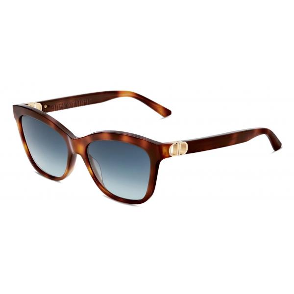 Dior - Sunglasses - 30MontaigneMini BI - Black Gray - Dior Eyewear