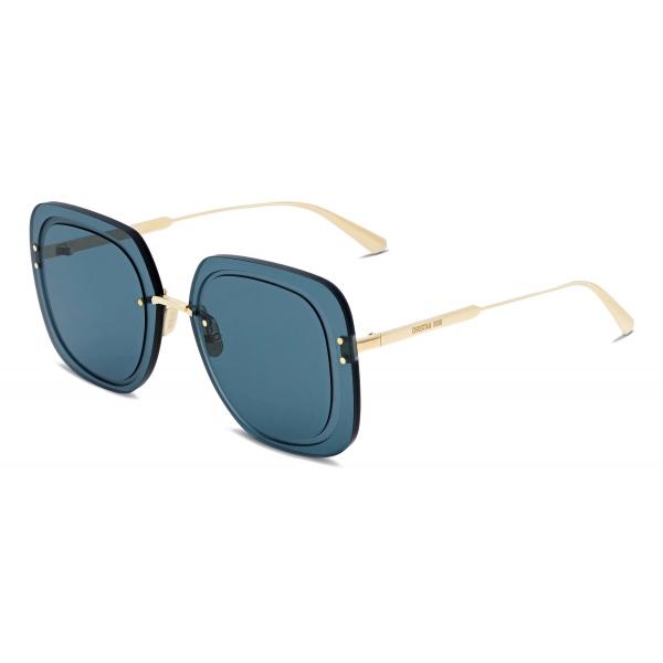 Dior - Sunglasses - 30MontaigneMini BI - Tortoiseshell - Dior Eyewear