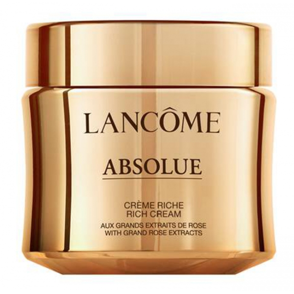 Lancôme - Absolue Crema Ricca - Rich Regenerating Cream with Noble Rose Extracts - Luxury - 60 ml
