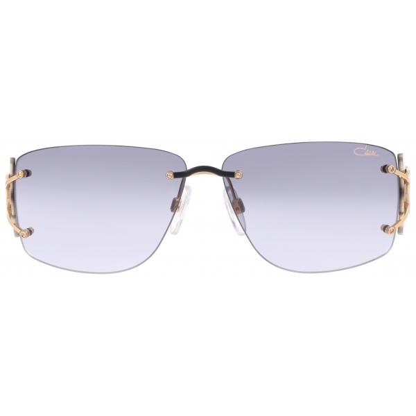 Cazal - Vintage 9094 - Legendary - Nero Verde - Occhiali da Sole - Cazal Eyewear