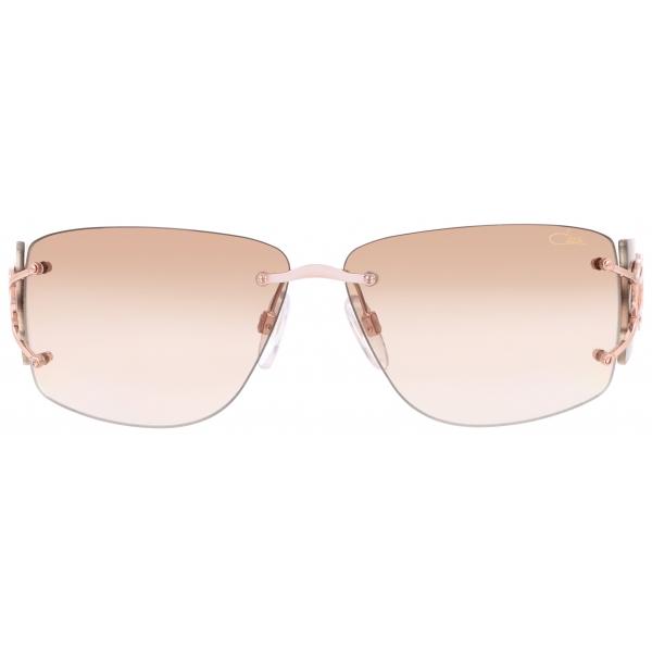 Cazal - Vintage 9095 - Legendary - Nero Oro Grigio - Occhiali da Sole - Cazal Eyewear